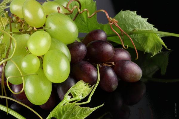 como emagrecer rapido uvas