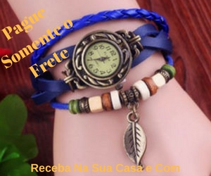 relógio vintage feminino